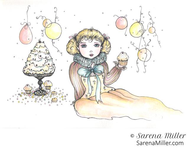 girl-w-cupcake-650x500